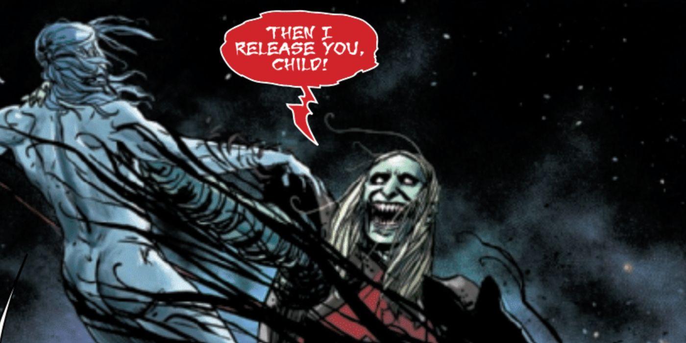 Venom: Knull Acabou de Matar um Guardião Negro da Galáxia 1