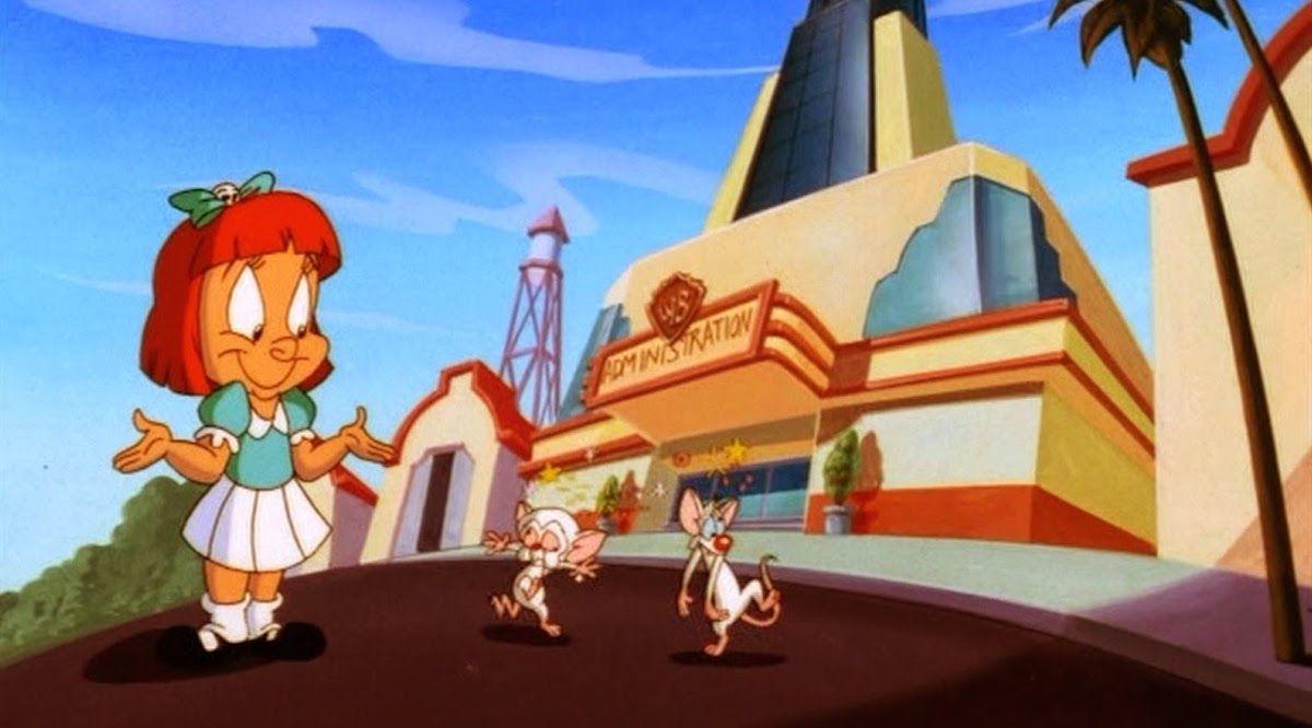 Pinky e o Cérebro: Como a intromissão da rede matou o desenho animado 2