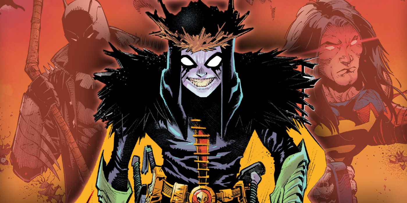 Death Metal Trinity Crisis Explains the Nature of Robin King