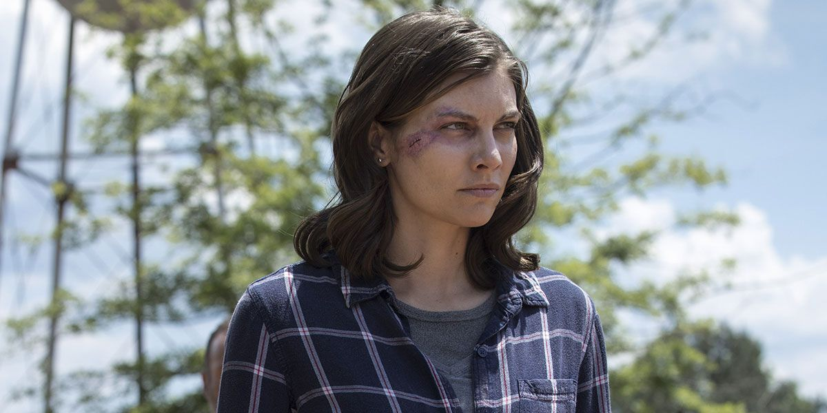The Walking Dead's Lauren Cohan Teases More Spinoff Possibilities