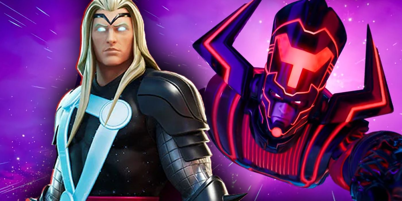 Thor And Galactus Could Bring The Black Winter To Fortnite Cbr Galactus is a marvel character in fortnite: galactus could bring the black winter