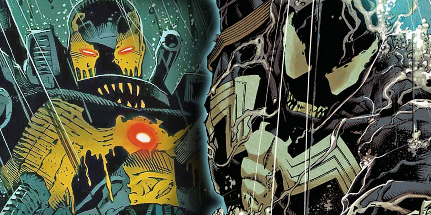 Venom Unmasks Marvel's Virus and Gives Them a Big Upgrade