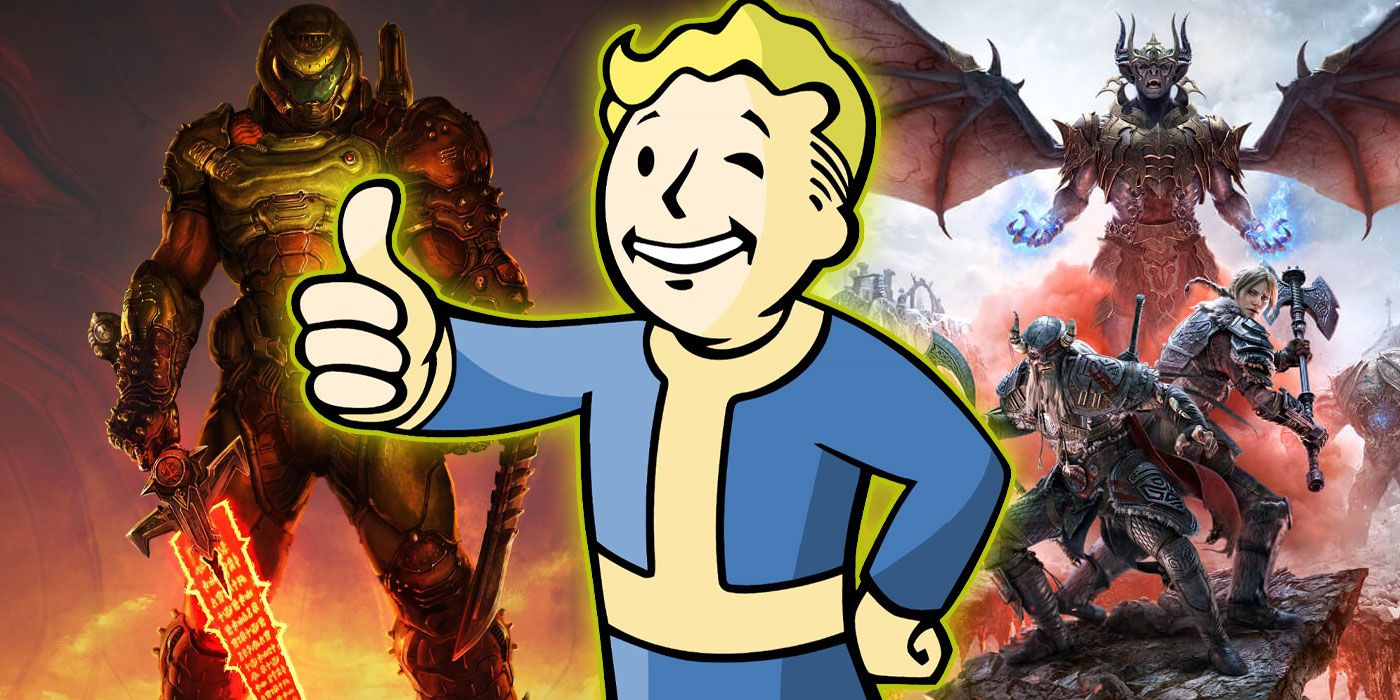 Here's Every Major Franchise Microsoft Owns With The Bethesda Purchase