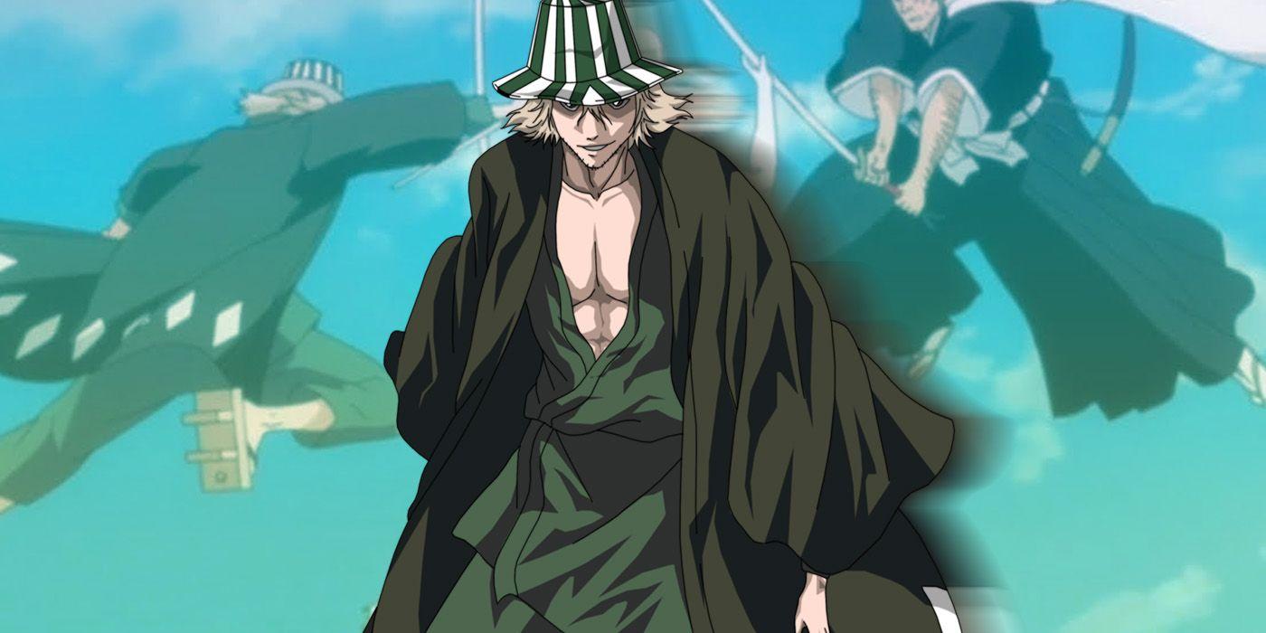 Bleach: Kisuke Urahara, the Soul Reaper Mad Scientist
