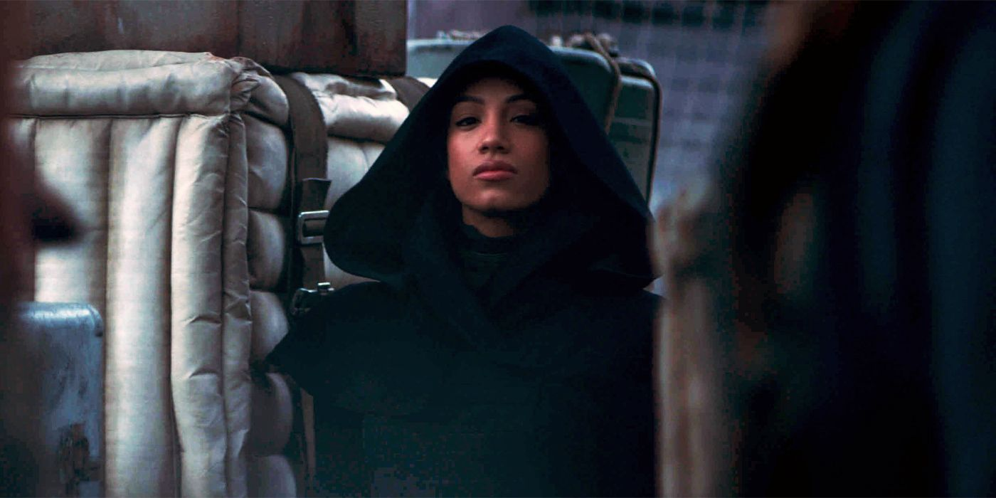 The Mandalorian: Sasha Banks's Casting Came From a YouTube Video, Not Her WWE Work