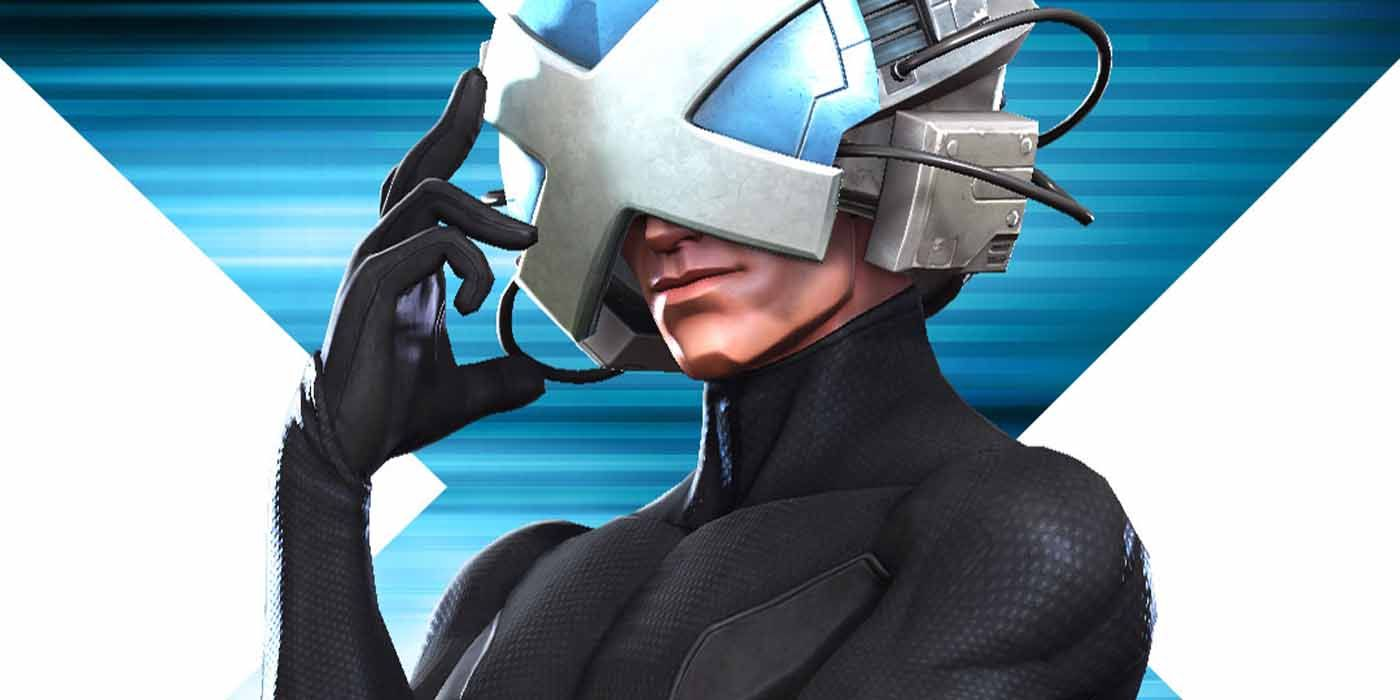 Marvel Contest of Champions Unleashes Professor X