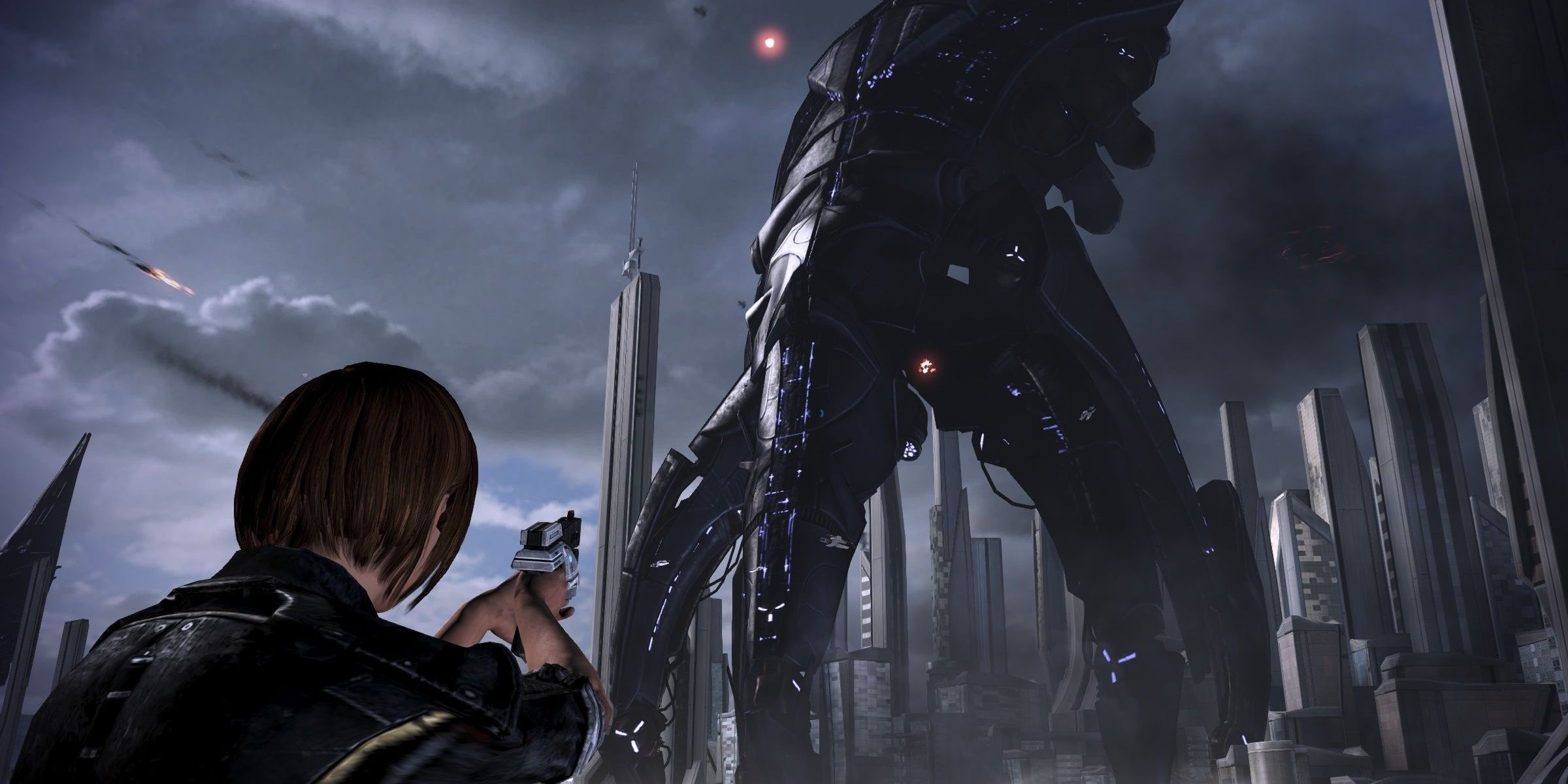 Mass Effect: How the Fall Of Earth Happened