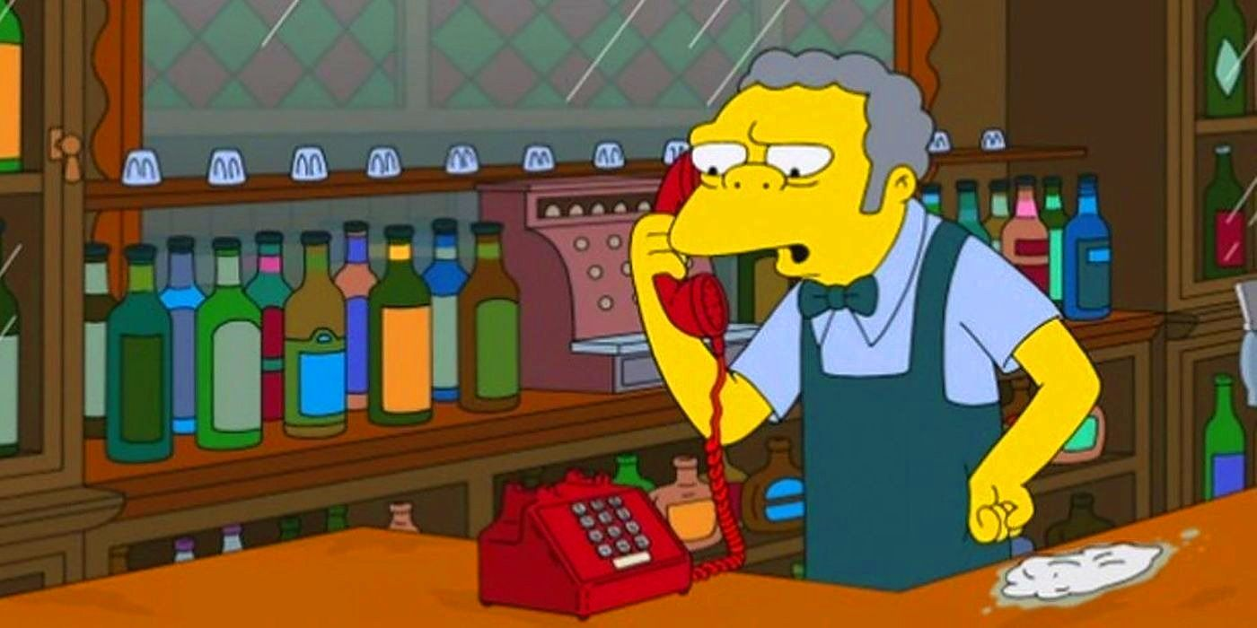 The Simpsons Theory: Moe Has Known All Along It's Bart Making the Prank Calls