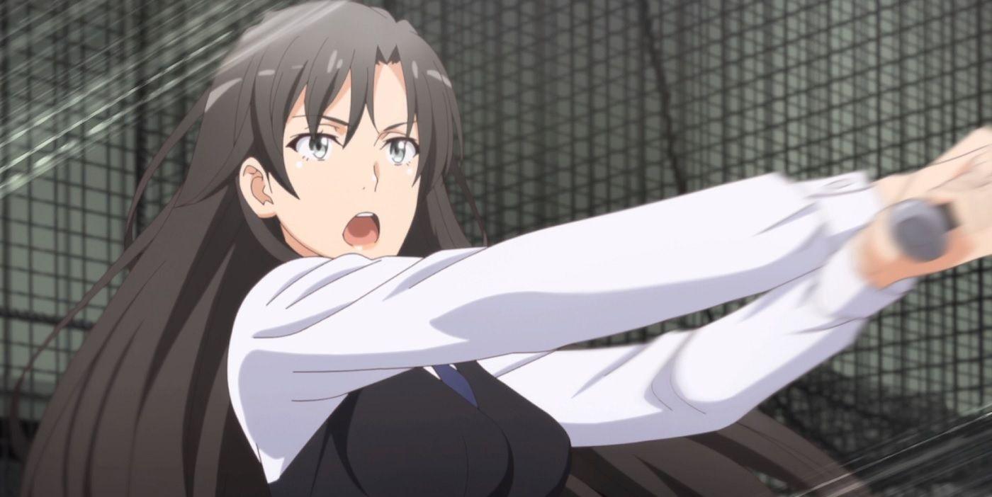 My Teen Romantic Comedy SNAFU Climax: Shizuka Gives Hachiman One Last Lesson