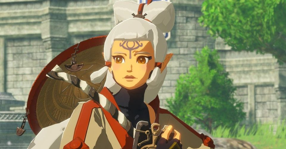 Hyrule Warriors Age Of Calamity Impa Confirmed As Playable Character