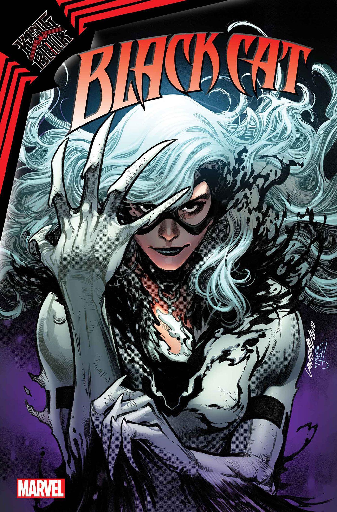 Gata Negra está prestes a se tornar o próximo [spoiler] da Marvel Graças ao King in Black 1