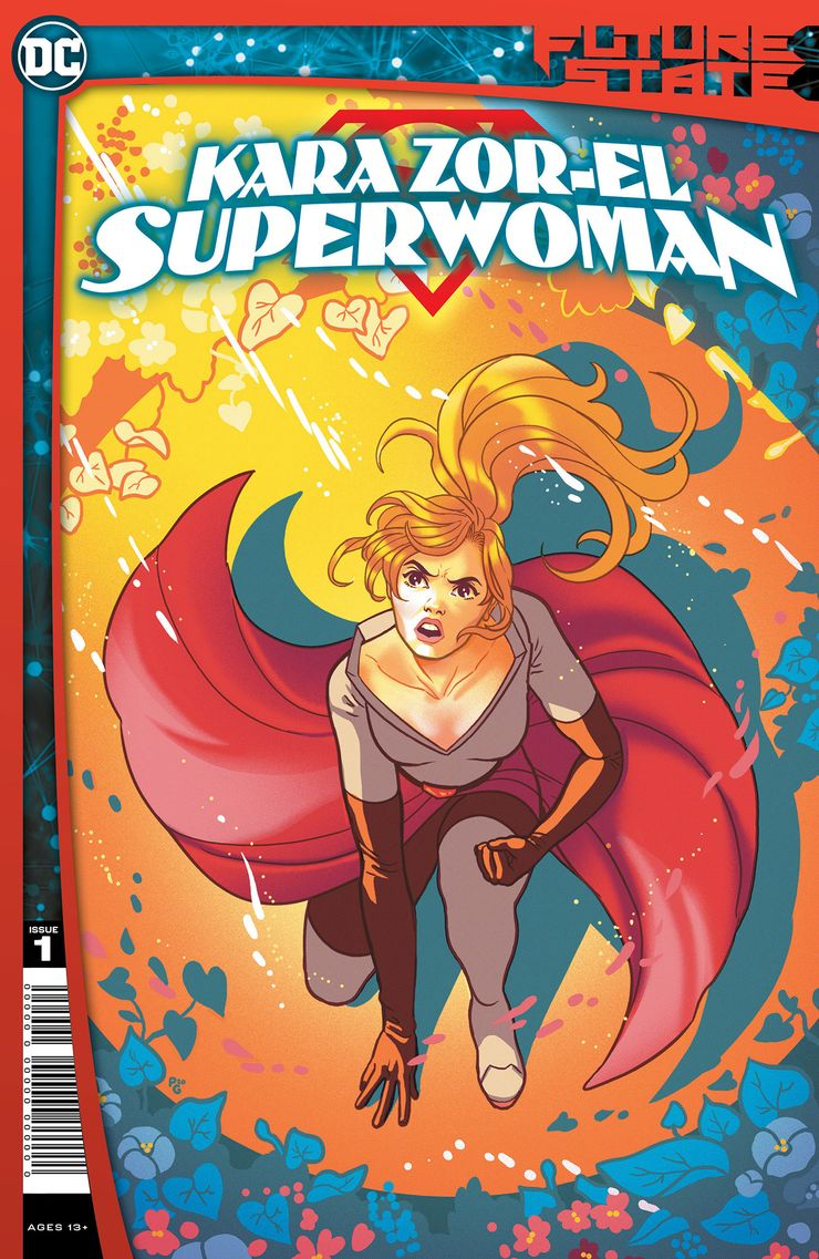 FS KZE SW Cv1 - Future State de DC revela los principales planes familiares de Superman