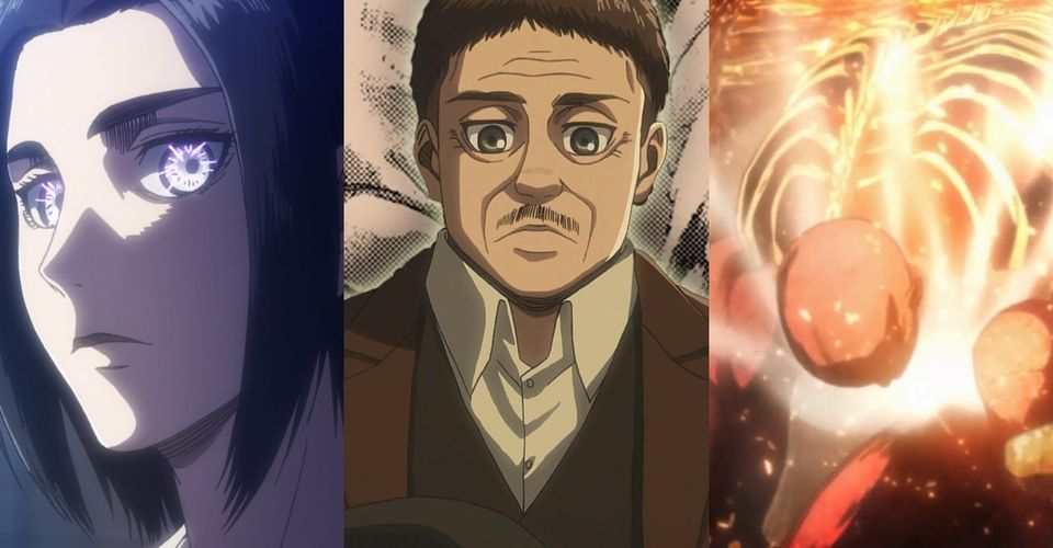 Attack On Titan 10 Facts You Need To Know About Rod Reiss Cbr Krista lenz (s1, s2) / historia reiss (s3). attack on titan 10 facts you need to