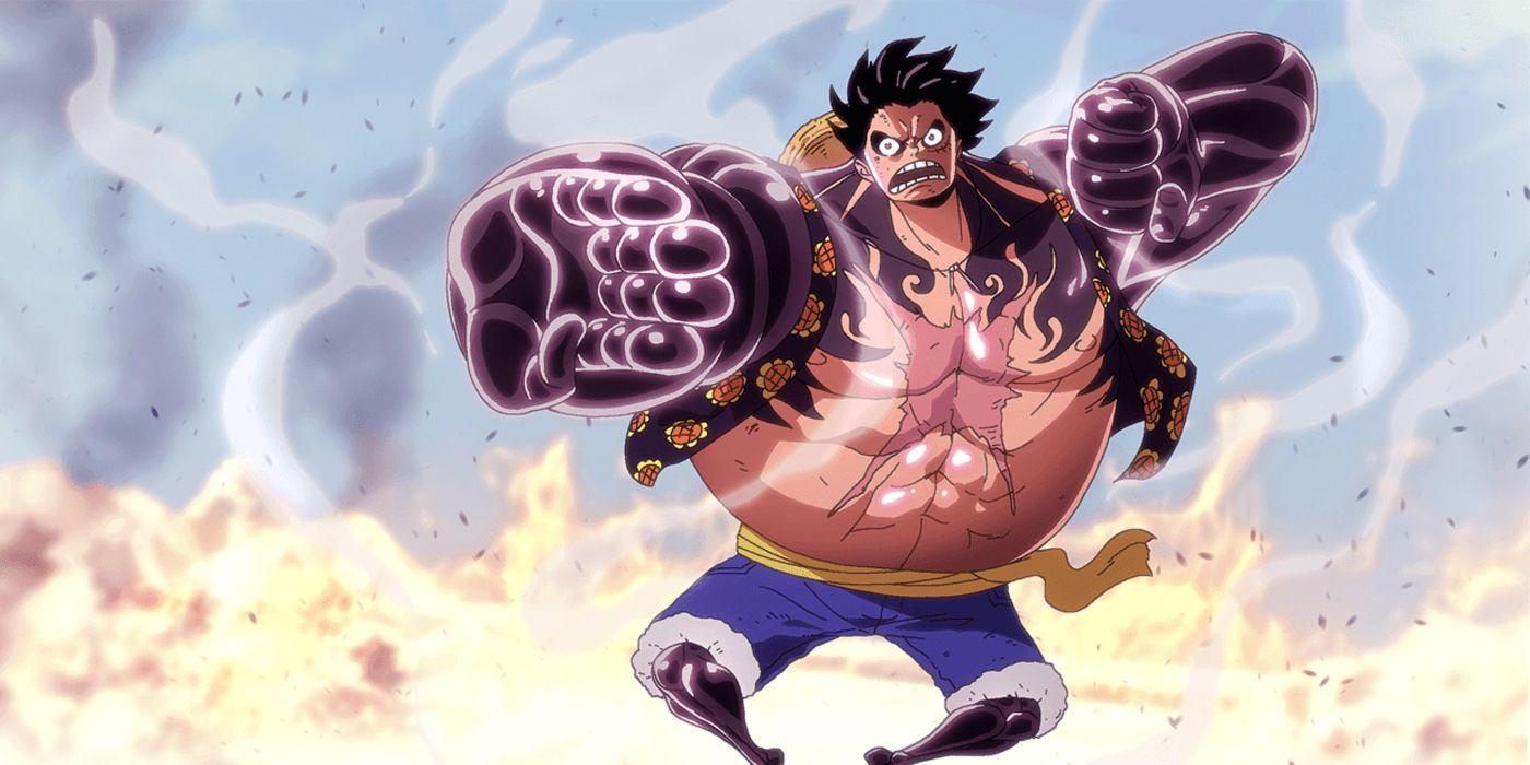 One Piece: 10 fatos surpreendentes que a maioria dos fãs não sabe sobre o Gear Fourth 4