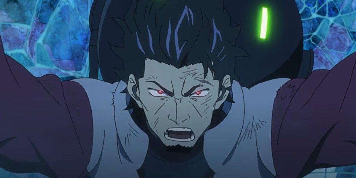 Deca-Dence é anime Westworld ao contrário ... só que melhor 1