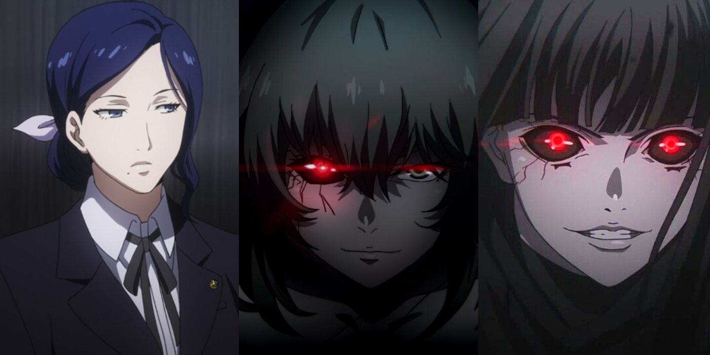 Tokyo Ghoul 10 Strongest Female Characters Ranked Cbr