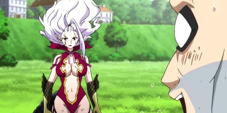 Fairy Tail Mirajane S 10 Best Fights Cbr Mirajane using her demon halphas. fairy tail mirajane s 10 best fights cbr