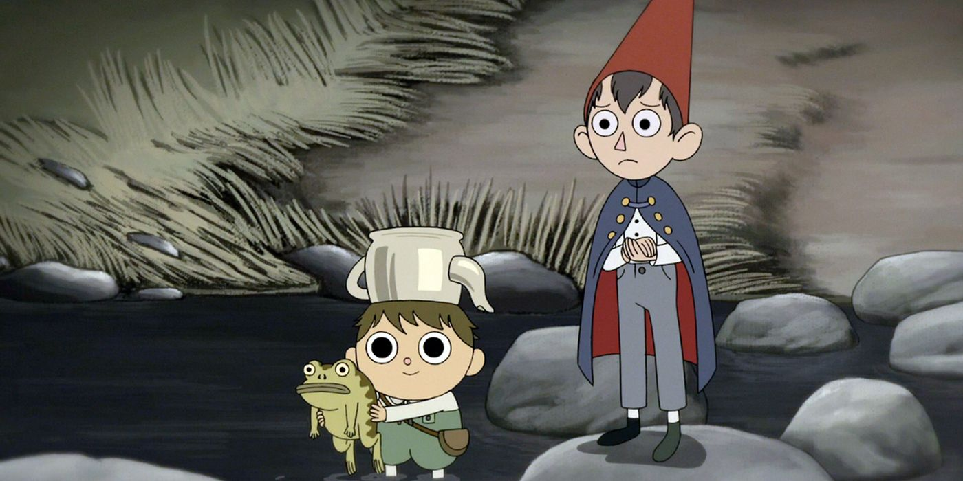 Your Over The Garden Wall Theory About The Unknown Is Valid But Maybe Not Correct