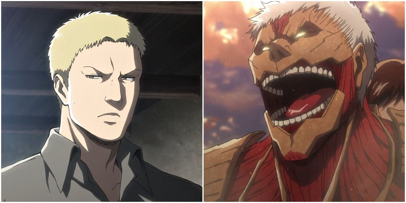 Attack On Titan: 10 Things You Didn't Know About Reiner   CBR