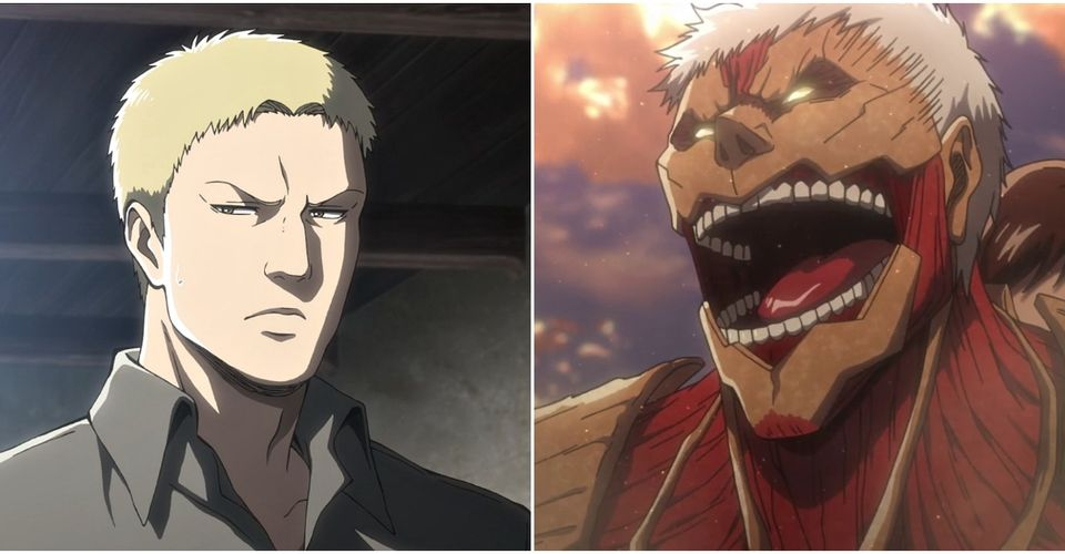 Attack On Titan 10 Things You Didn T Know About Reiner Cbr