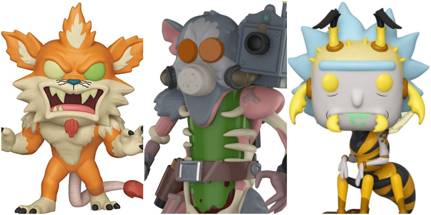 10 Best Rick & Morty Action Figures To Collect