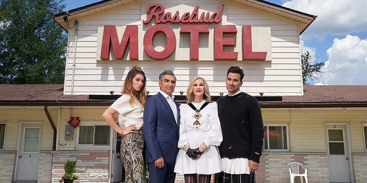 Schitt's Creek's Mansion and Rosebud Motel Are Up for Sale | CBR