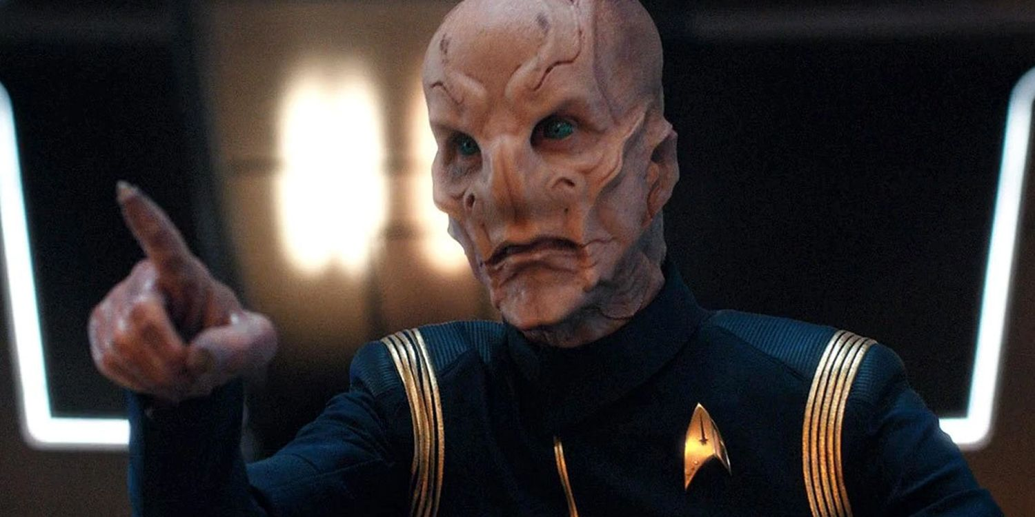 Discovery Wrestles With Star Trek's BIGGEST Question: the Captain's Catchphrase