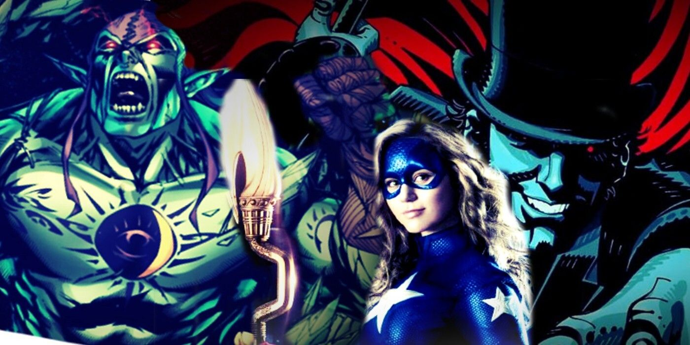 Stargirl Finds Its Eclipso and The Shade in Former Arrowverse Actors