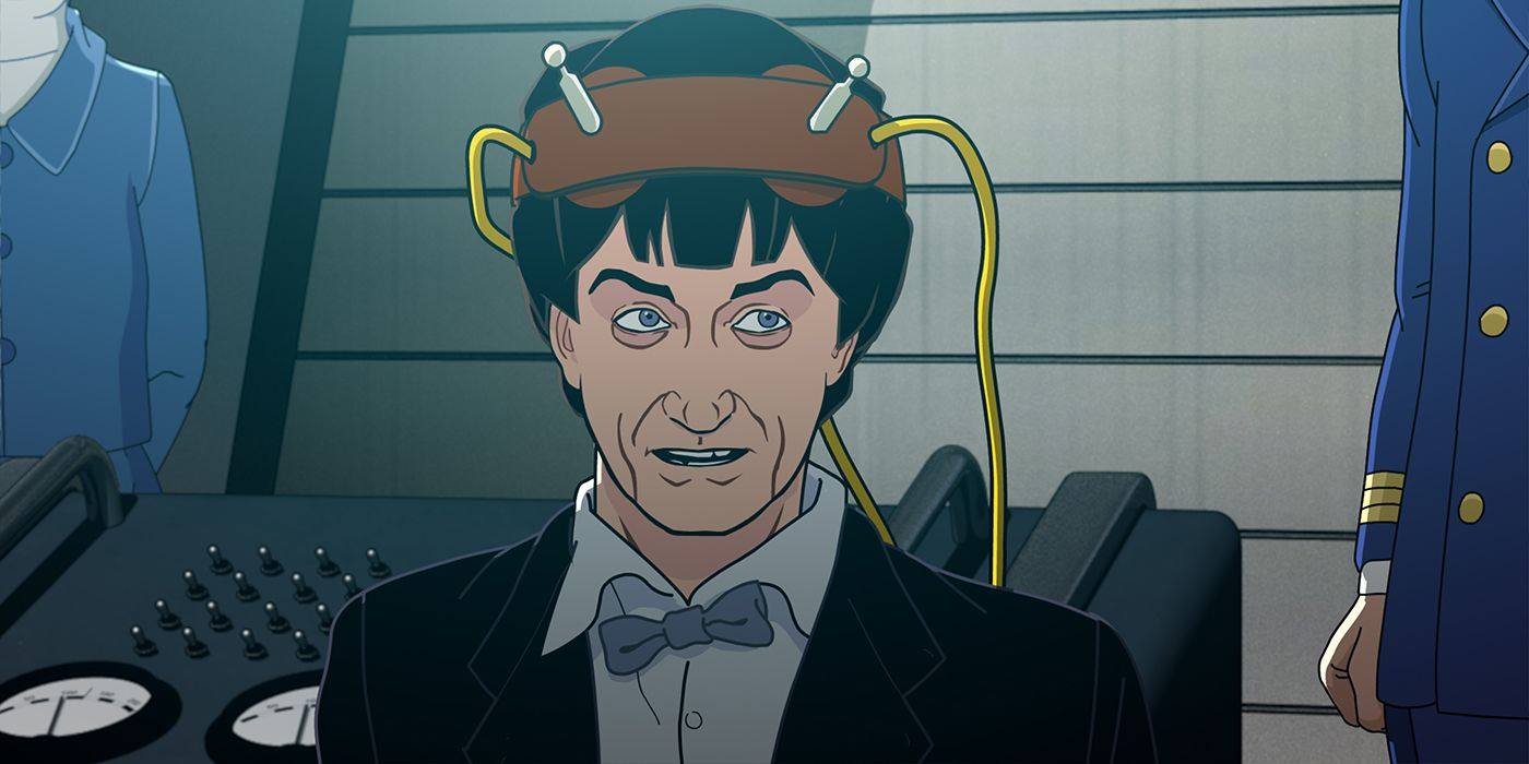 Doctor Who The Faceless Ones Animated Special Announces Premiere Date