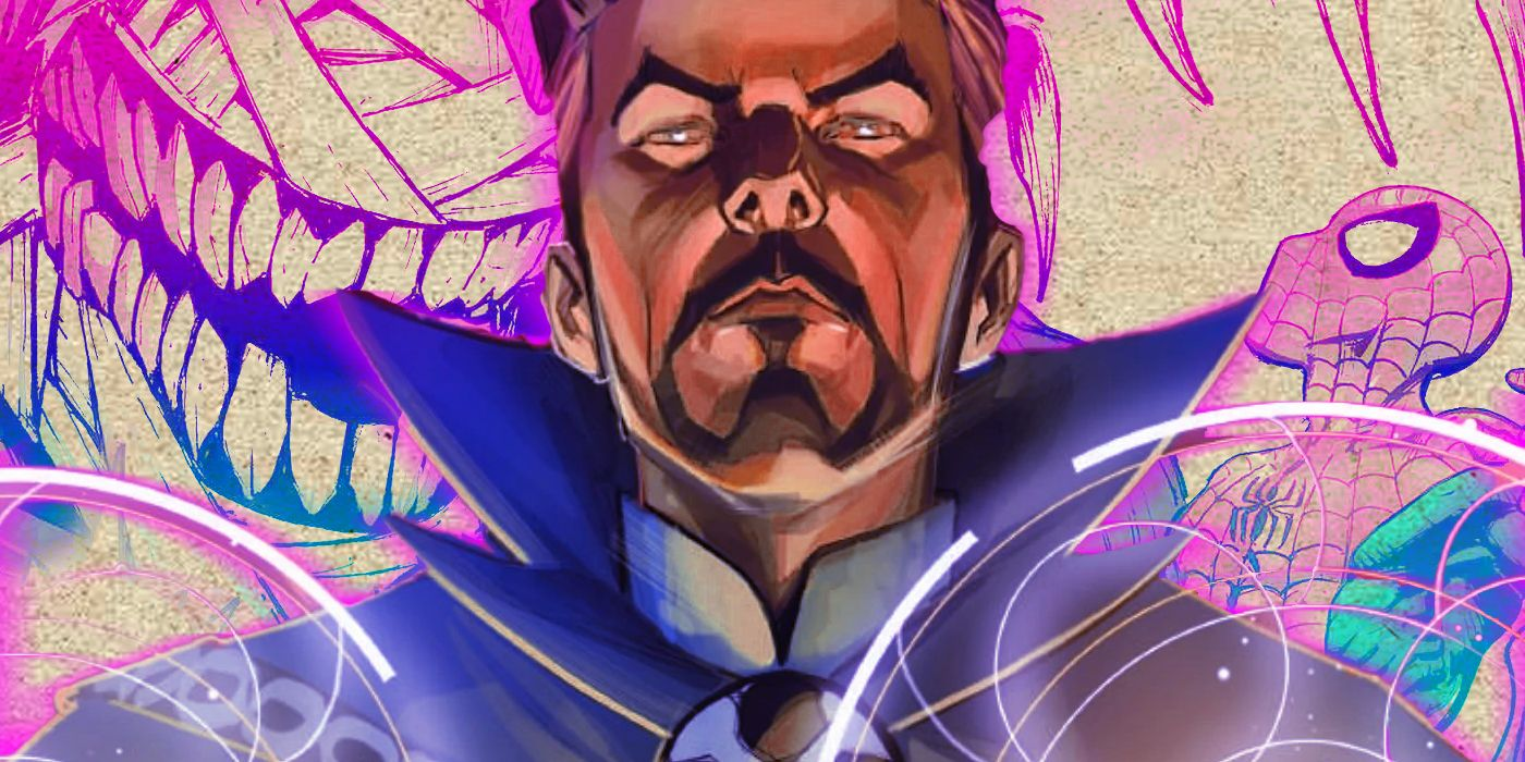 Doctor Strange Is the Marvel Universe's New Official Fixer
