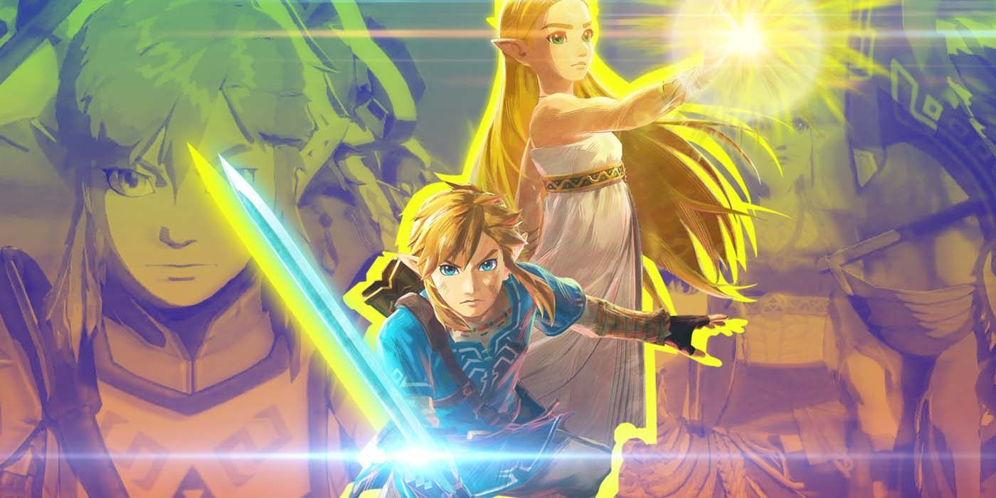 Hyrule Warriors Age Of Calamity Trailer Plot Release Date News To Know