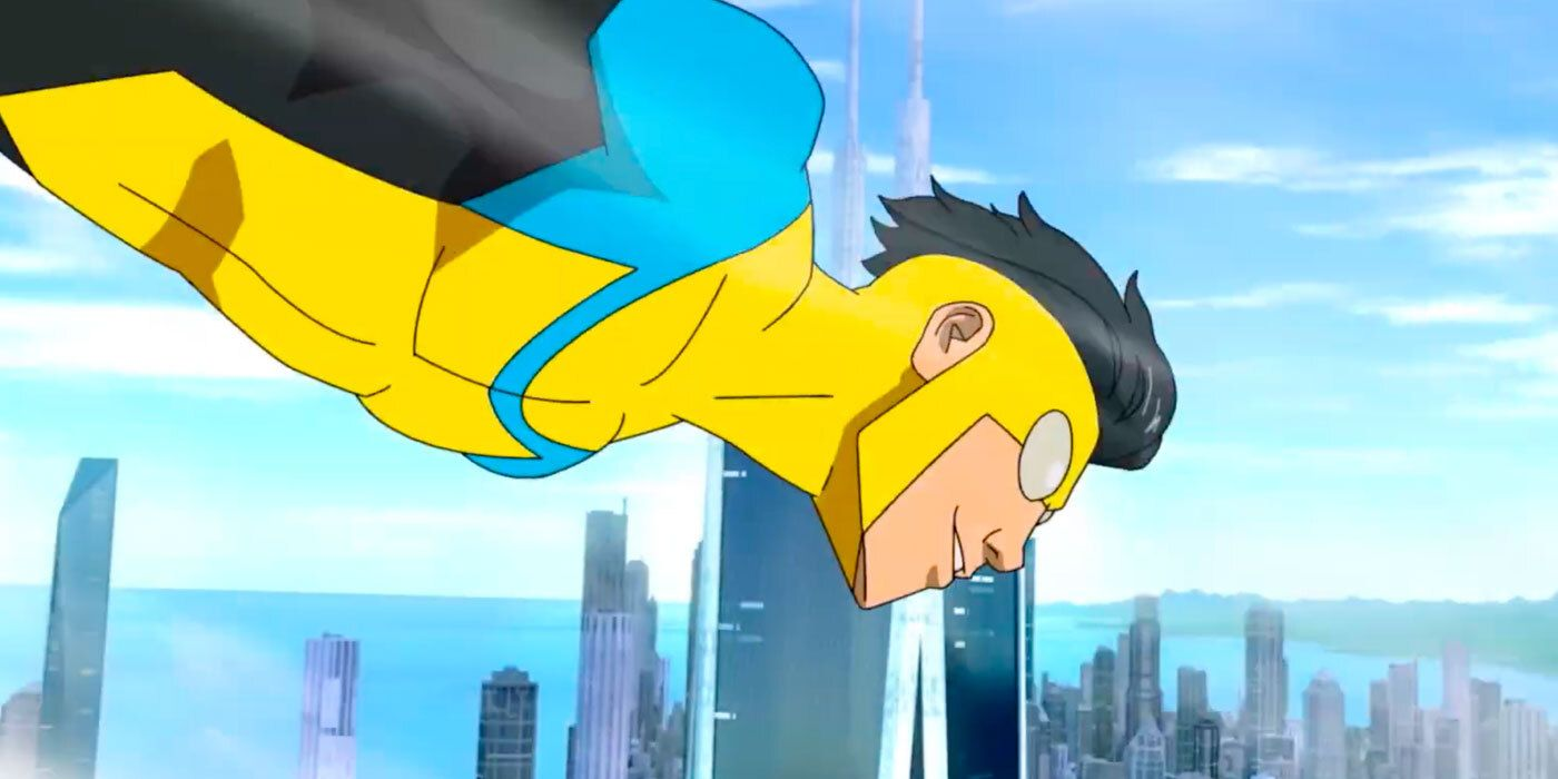 Invincible: The Walking Dead Creator's Superhero Show Drops First Trailer