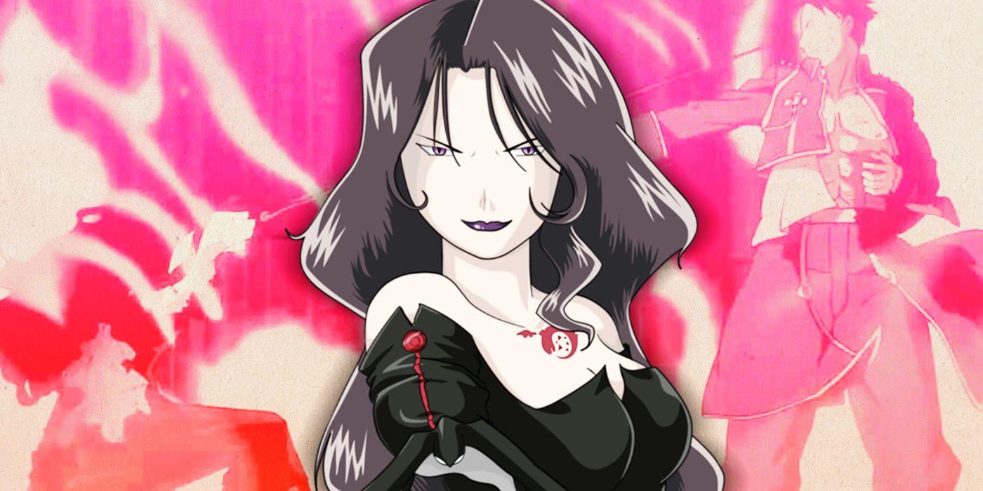 Fullmetal Alchemist: The Seductive Power of Lust, the ...