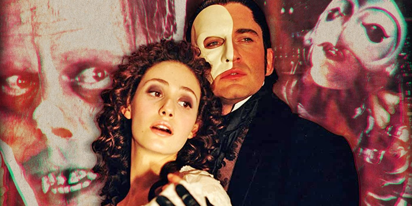 Every Phantom Of The Opera Film Ranked According To Critics