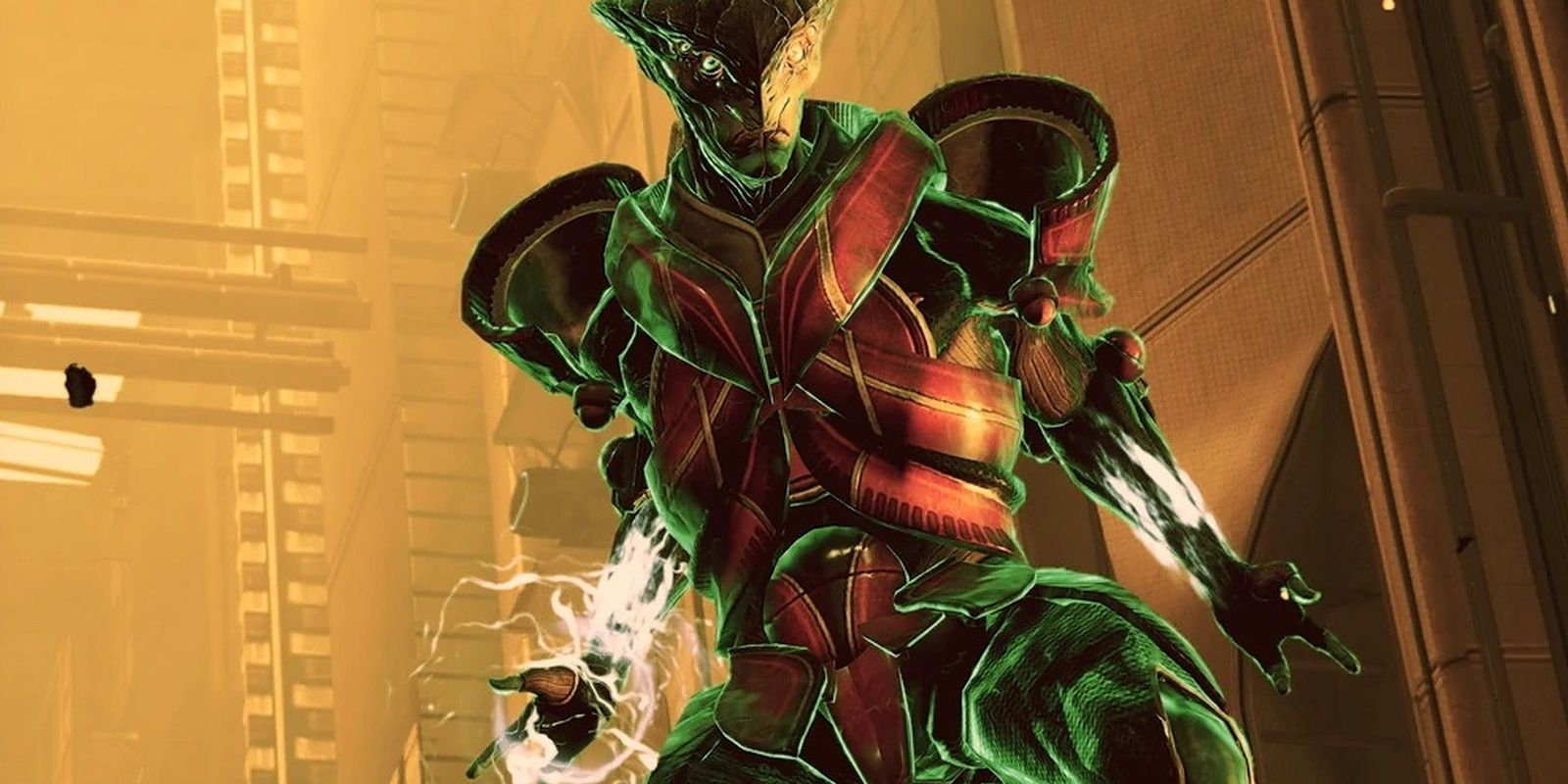 Mass Effect: The Protheans Weren't Ancient Sages - They Were Brutal Imperialists