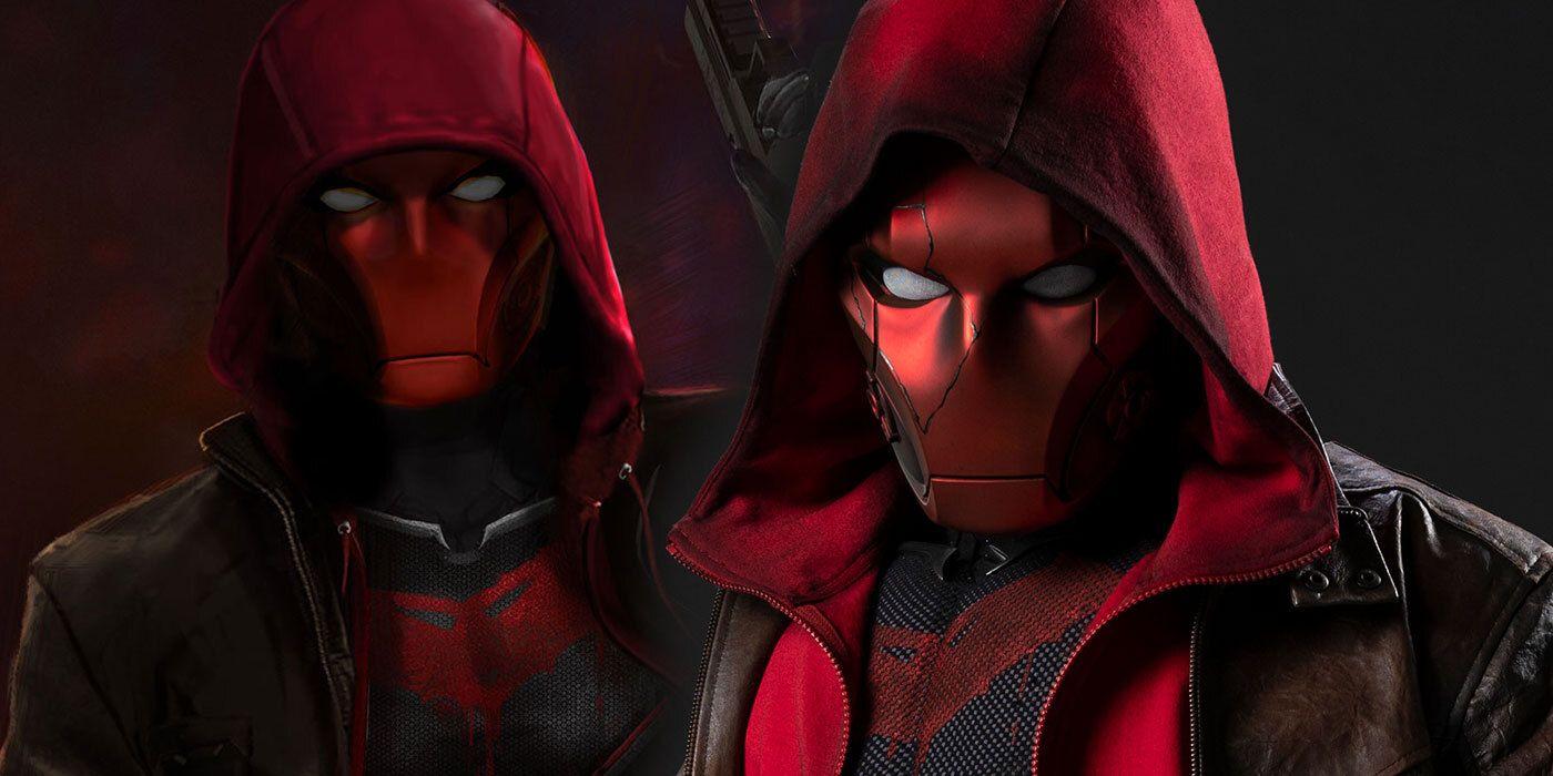 Titãs: O traje do 'Capuz Vermelho' Red Hood pode sugerir sua origem na TV 2
