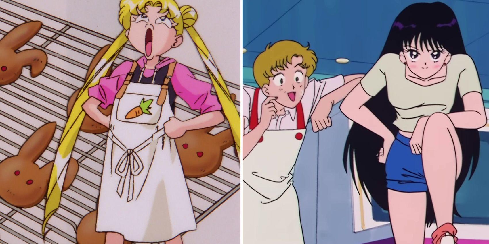Sailor Moon 10 Funniest English Dub Moments Cbr