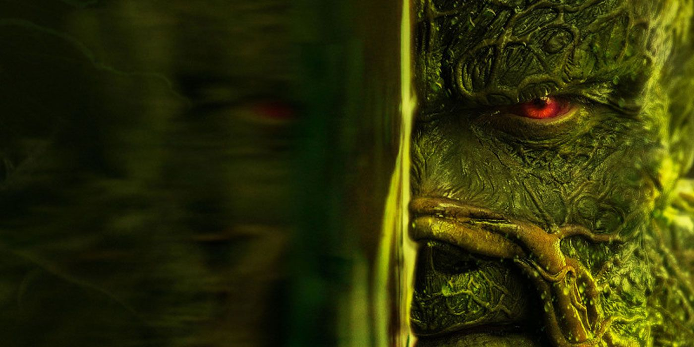Swamp Thing Cast Sinks Into the Depths in New Character Posters