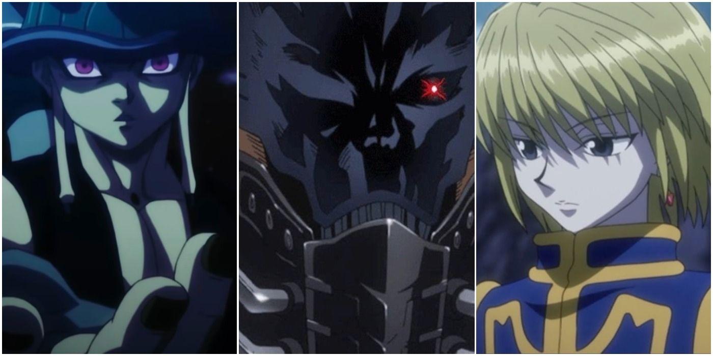 Hunter x Hunter Machi HD Anime Wallpapers | HD Wallpapers