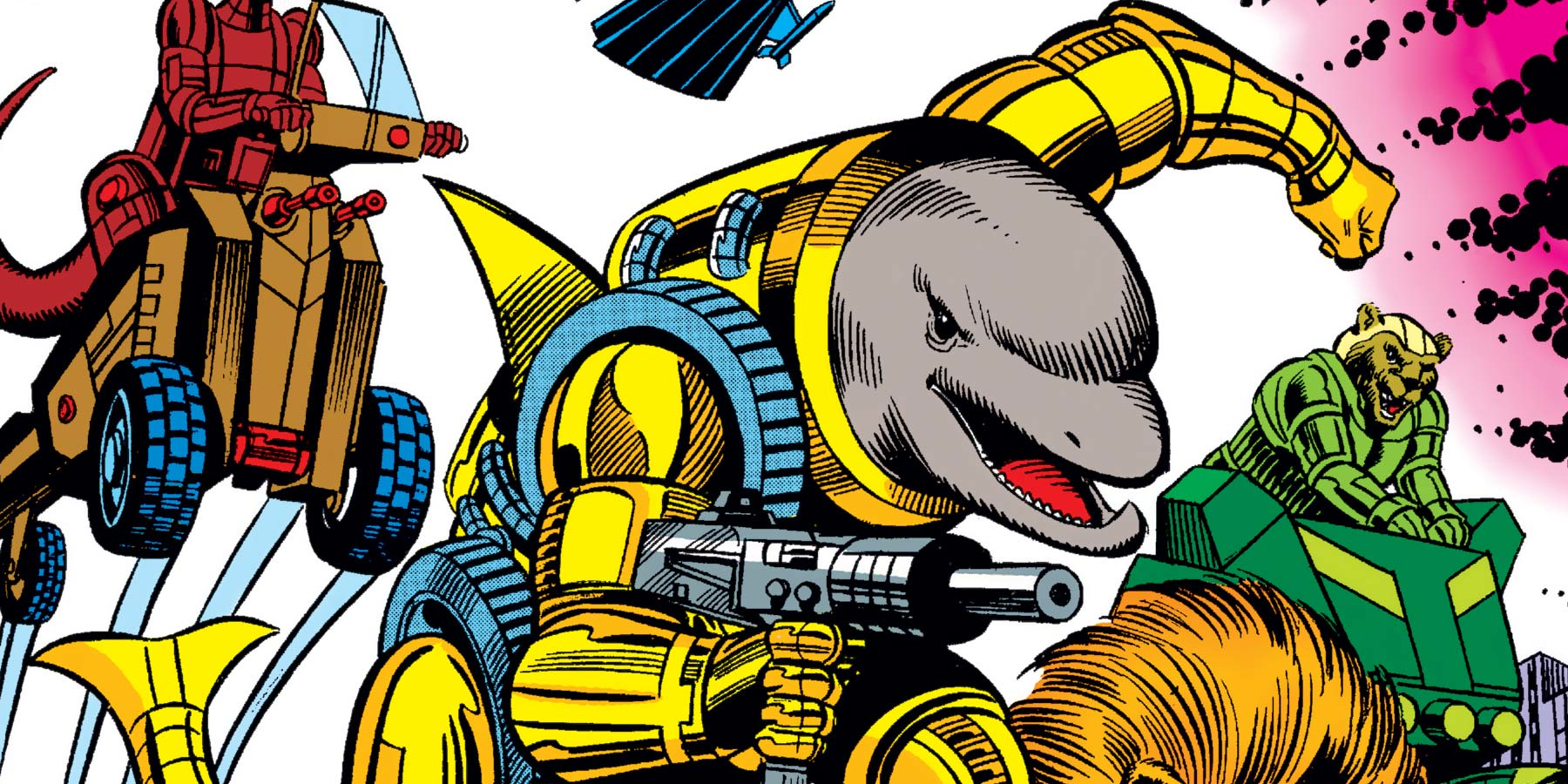 Brute Force: What REALLY Happened to Marvel's WILDEST Team