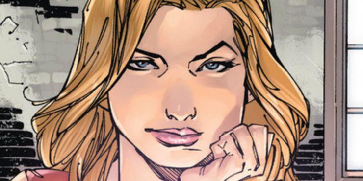 Cat Grant - Los 10 romances más extraños de Superman en los cómics