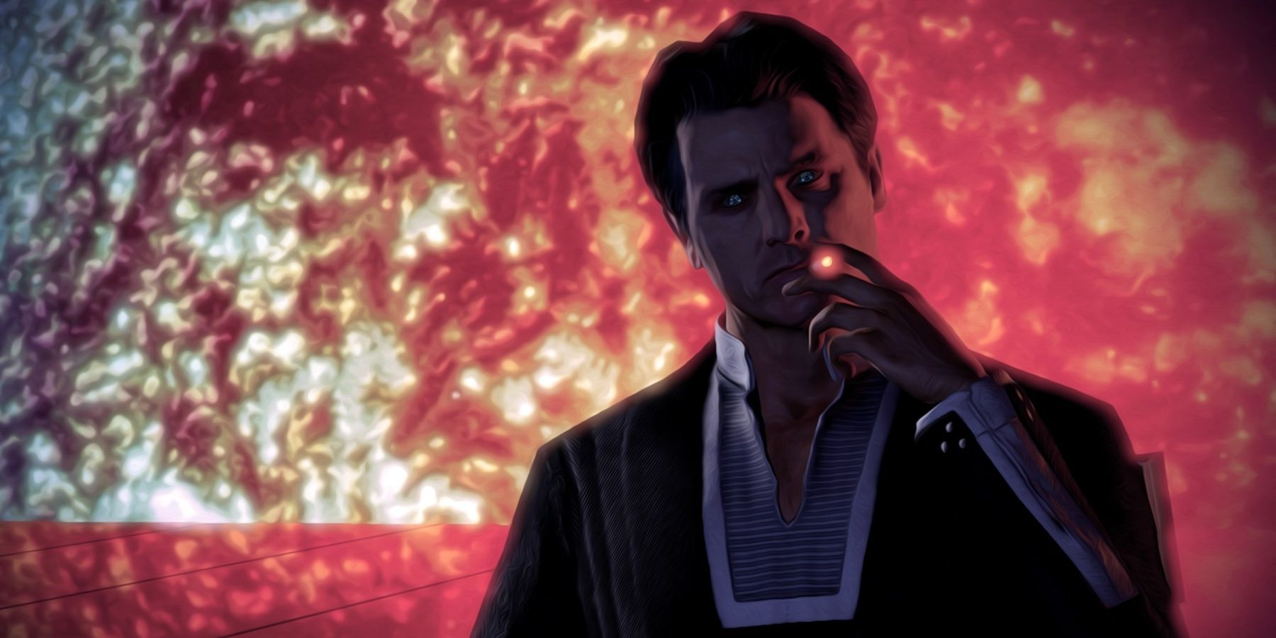 Mass Effect: How the Illusive Man Took the Fight to the Collectors When No  One Else Would - Flipboard