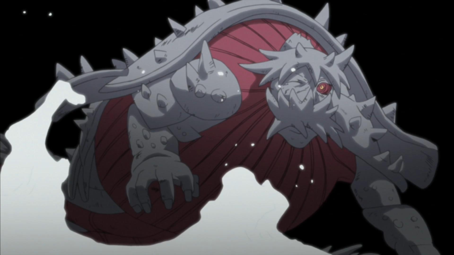 Naruto: As 9 Bestas com Caudas: Classificado do mais fraco ao mais forte 3