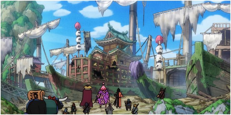 One Piece: Ashura Doji's Secret Gives The Red Scabbards a HUGE Advantage