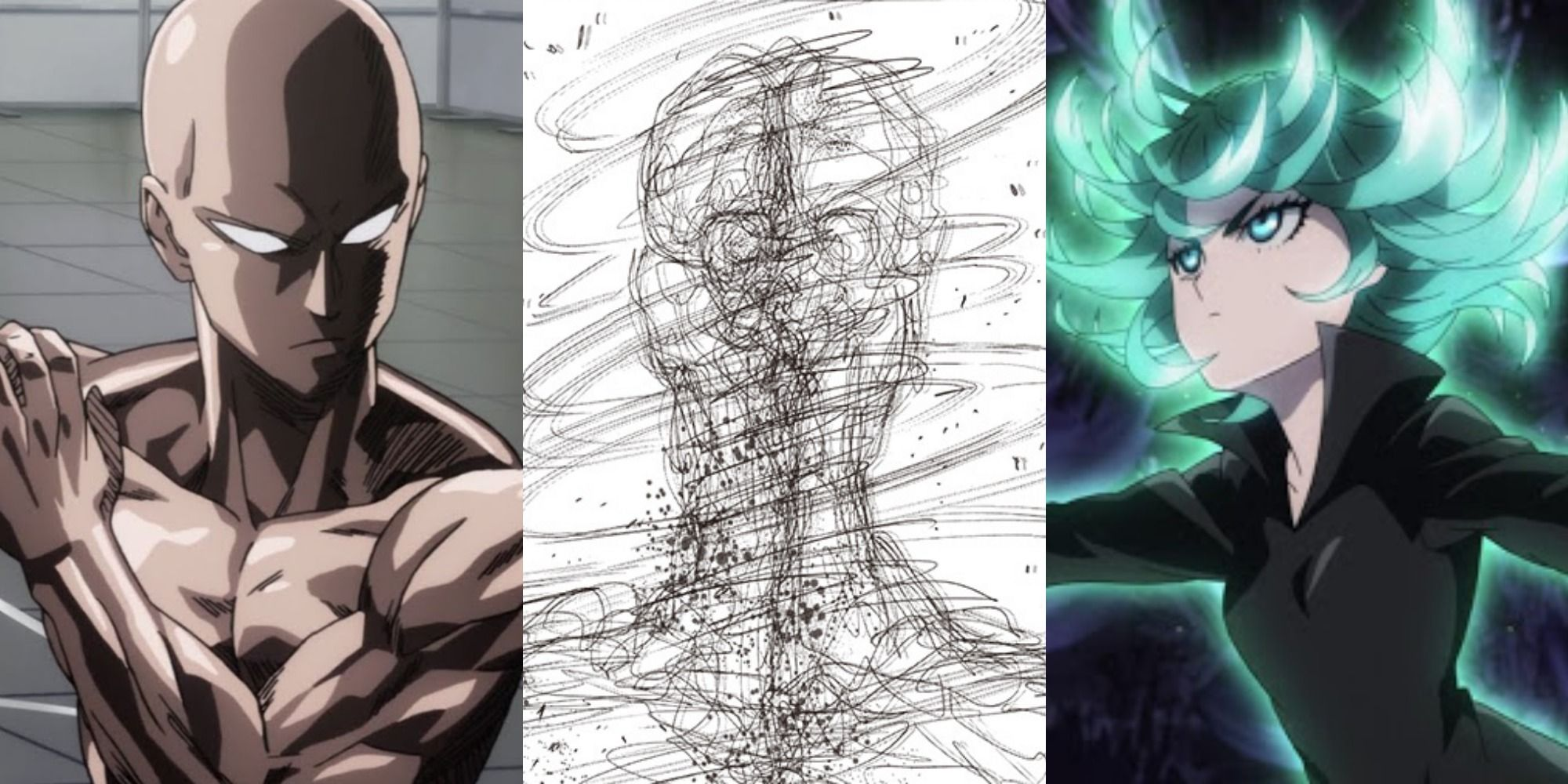 One Punch Man 10 Strongest Characters At The End Of The Series