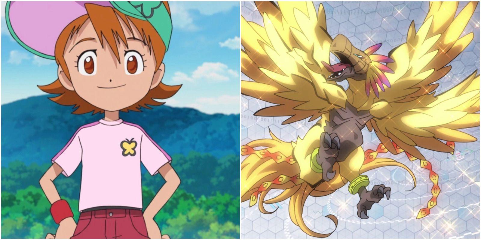 Digimon Adventure: Every Digi-Destinados e seu parceiro da mais forte digivolução 3