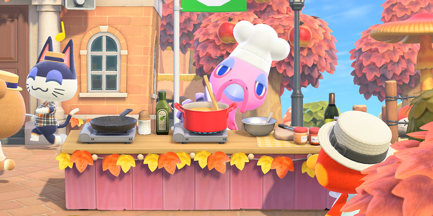 Animal Crossing: New Horizons - A Complete Guide to Turkey Day 2020