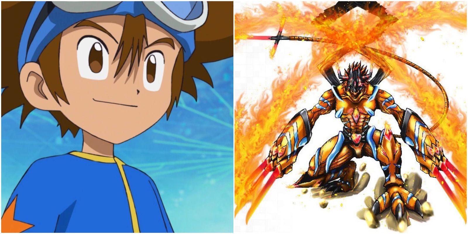 Digimon Adventure: Every Digi-Destinados e seu parceiro da mais forte digivolução 1