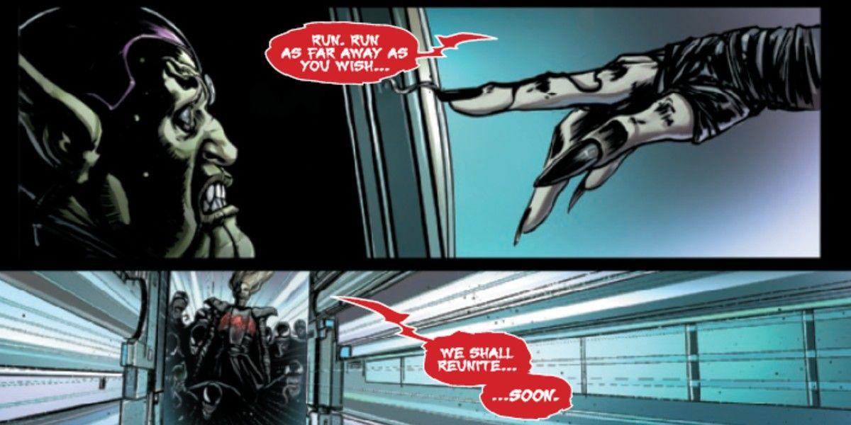 King in Black: Marvel transforma um herói MCU no precursor de Knull 1
