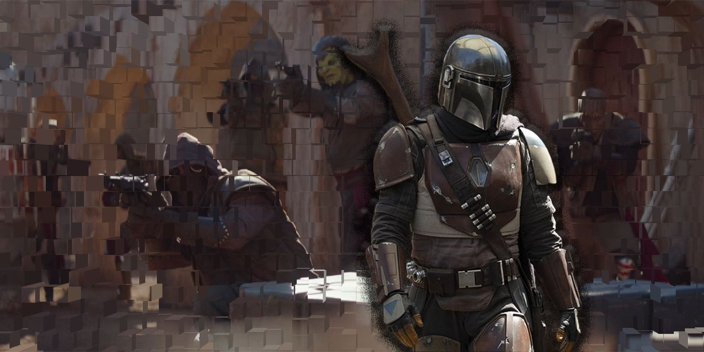The Mandalorian Should Be Looking Into Who Had The Child in the First Place